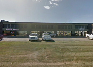Offices for rent in shared office space in Grande Prairie