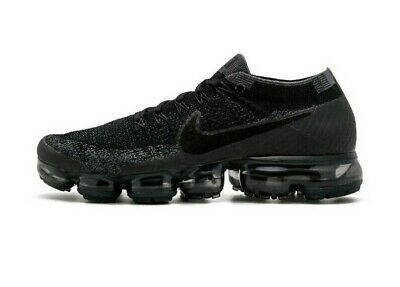 Nike Air Vapormax Flyknit Comfortable Running Shoe Men Sneakers Breathable Black