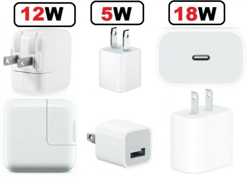 USB Quick Fast Charging Wall Charger Power Adapter For iPhone Android Samsung