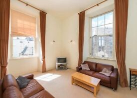 Beautiful unfurnished 2 bedroom apartment just a stone's throw from the Shore in Leith