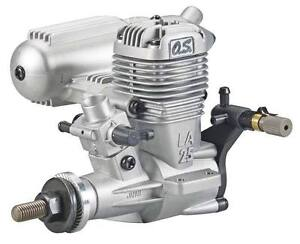 BRAND NEW OS 25 LA 2 TWO STROKE RC AIRPLANE ENGINE .25 LA OSMG0026  !!!