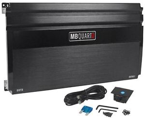Small Car Amps Rms W