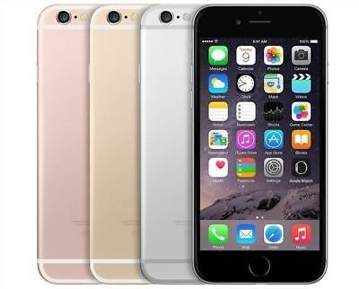 Apple iPhone 6S Plus 64GB Unlocked GSM iOS Smartphone