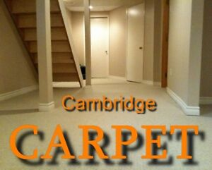CARPET Power Stretching, Repair & CARPET Installations too!