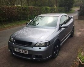 Vauxhall Astra coupe turbo
