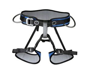 New-Climb-X-Pilot-Rock-Climbing-Harness-Sit-Safety-Belt