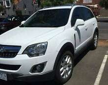 2013 Holden Captiva 5: 22000Km Melbourne CBD Melbourne City Preview