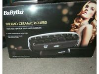 Babyliss termo-ceramic rollers