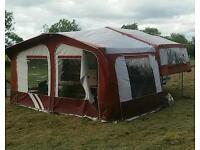 Pennine Fiesta 2+2 folding camper