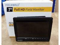 """7"""" Full HD Field Monitor"""