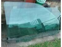 Freelander 1 complete window (drivers side)