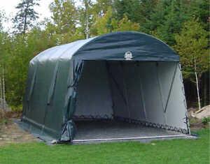 Tube steel/ tarp shed FRAME