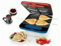 Silvercrest waffle maker
