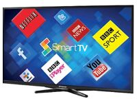 "50""LED Inch 3D SMART Full HD LED TV Built In Freeview HD Black"