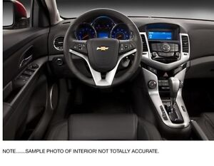 2012 Chevrolet Cruze With Turbo