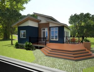 Green Shipping Container Homes