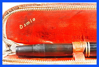 Pre WW2 OSMIA fountain pen pencil  case / pouch; VINTAGE ultra rare german made