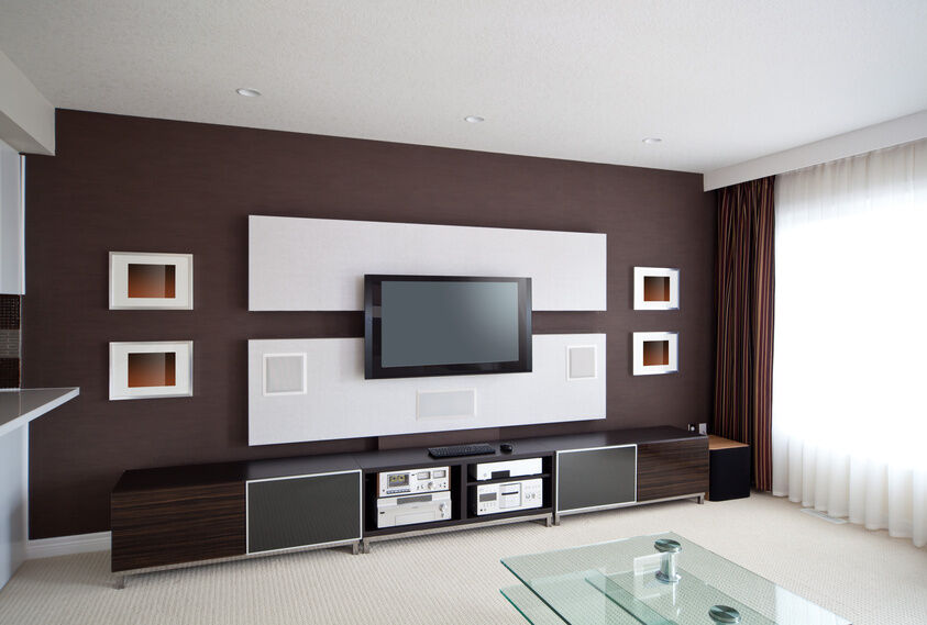 How to Set Up a Home Theatre System