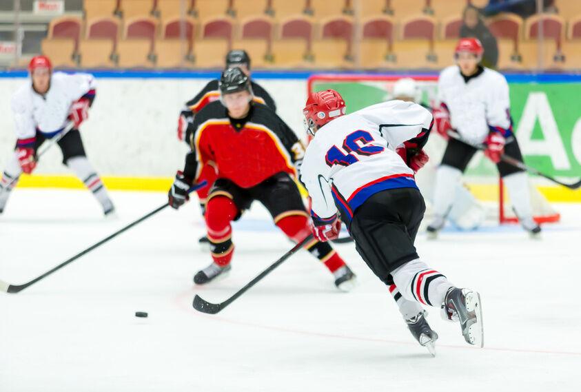 Die Top 3 Eishockey-Schläger aus dem Hause Bauer