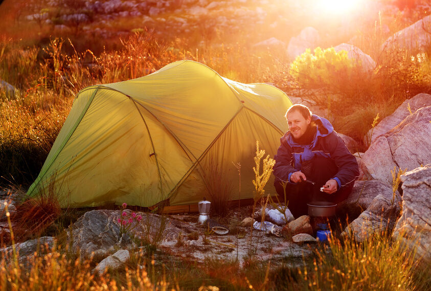 How to Prepare for a Camping Emergency