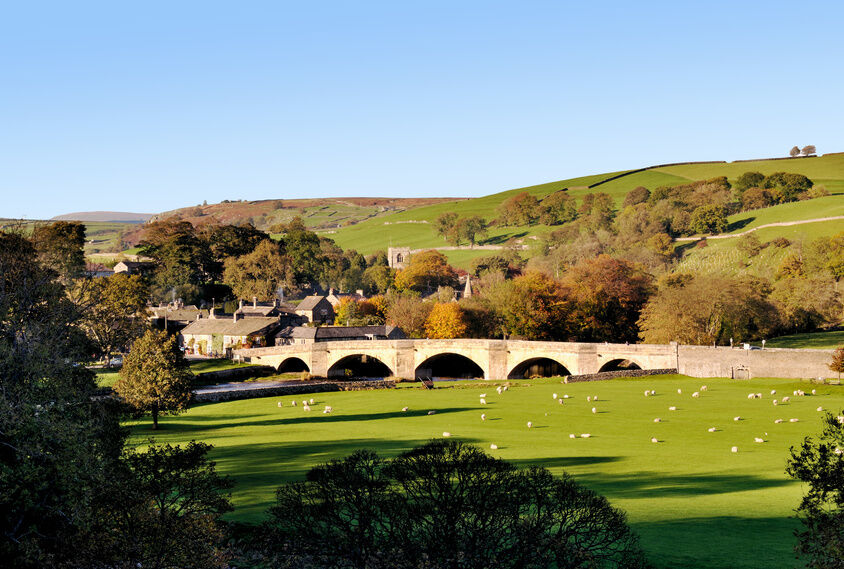 Top 3 Romantic Holiday Destinations in Yorkshire