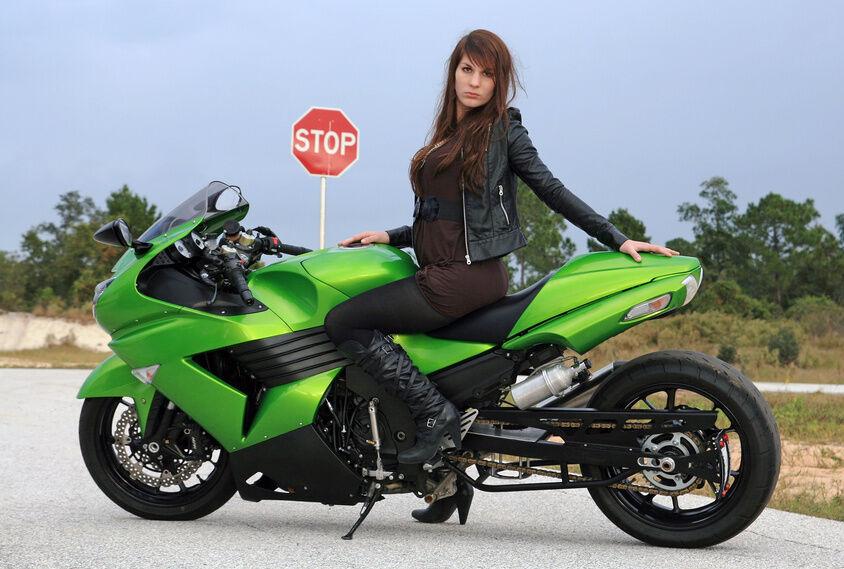 Wie finde ich die passenden Motorradstiefel