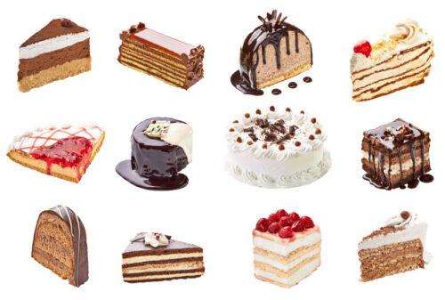 6 Creative Ways to Decorate a Cake