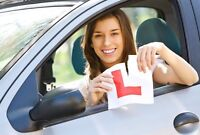 Driving lessons-Male and Female certified  instructors