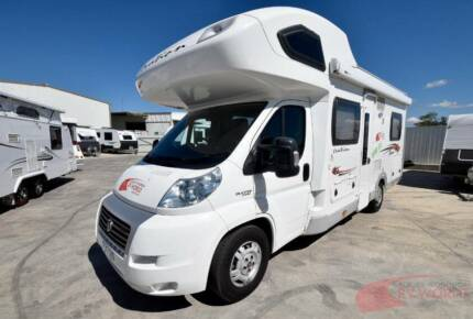 2014 A'van Ovation M3 Motorhome with tow bar