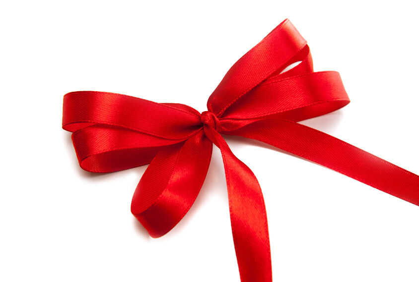 DIY Christmas Bows Made from Ribbon | eBay