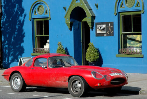 How to Buy a Collector's Jaguar on eBay