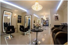 Exclusive Beauty/Treatment room available to rent in a busy luxury hair salon in Cheshire