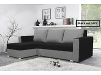 Brand new corner sofa bed left or right, different colours, FREE DELIVERY , we also speak polish