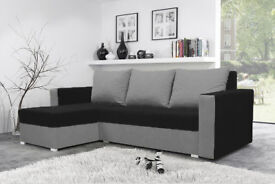 Brand new corner sofa bed different colours see pictures delivery before christmas