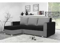 Corner sofa bed BRAND different colours FREE DELIVERY we also speak polish
