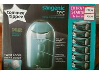 Tommee tippee nappy disposal system