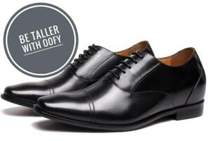 Be Taller with OOFY height increasing shoes for men