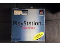 BOXED Playstation 1 PSX