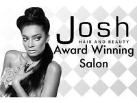 20% off Hair Services at Josh Hair & Beauty