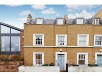 Massive 4 Bedroom House With 3 Bathrooms & Garden - Balham - £3,200 PCM!!!