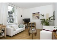 Modern and spacious split level 2 bed flat in Stockwell