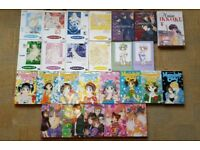 JAPANESE MANGAS (IN FRENCH)