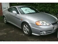 **GOOD RUNNER - MOT till Dec** Hyundia Coupe 16v (cheap insurance) Fully Loaded Pack: Leathers