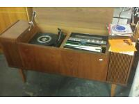 Vintage Alba radiogram