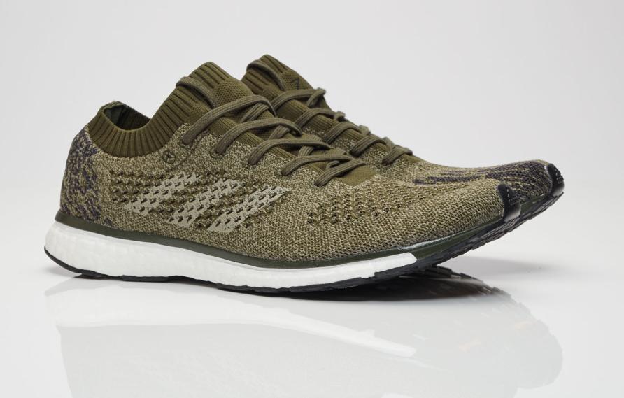 Adidas Adizero Prime Running Shoes, Men Sizes 11-11.5 D, Trace Cargo BA7936 NEW!