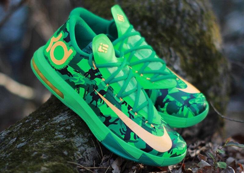 Kd 10 shoes