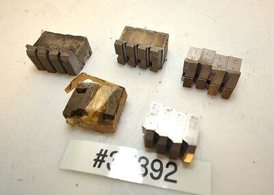 1 Lot Of Geometric Die Head Chasers Inv.37392