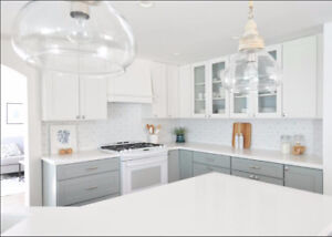 Solid Maple  kitchen cabinets for sales