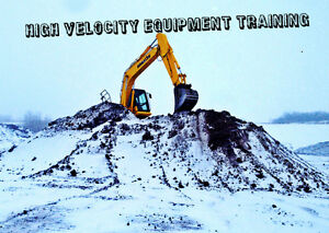 Interested in Heavy Equipment ? Come get certified with us ! Edmonton Edmonton Area image 4