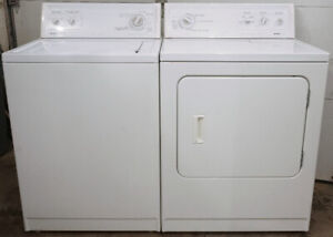 Kenmore Washer N Dryer SET. Both Fully Reconditioned w NEW Parts